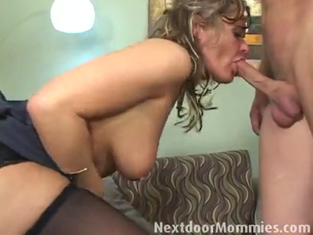 Making My Step Mom Squirt
