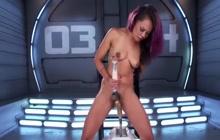 Annie Cruz squirting hard